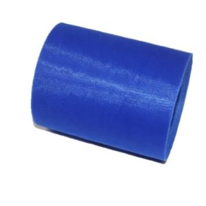 Tul liso color azul rey