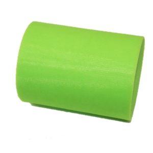 Tul liso color verde limón