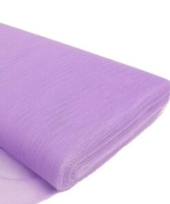 Tul liso por metro color lila
